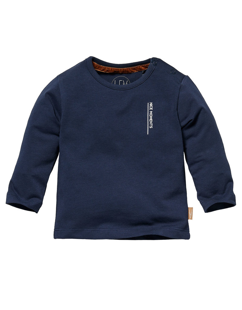 Levv Levv shirt Lenn dark blue