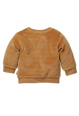 Levv Levv sweater Lee sand