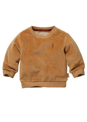 Levv Levv sweater Lee sand