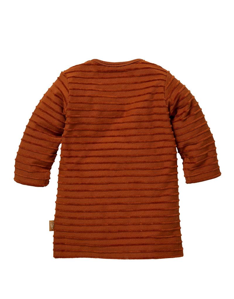 Levv Levv jurk Laura caramel