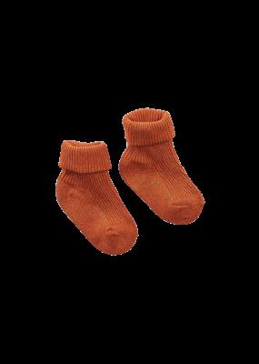 Z8 Newborn Z8 newborn sokken Pine pecan pie