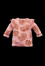 Z8 Newborn Z8 newborn shirt Geranium rocky rose/aop