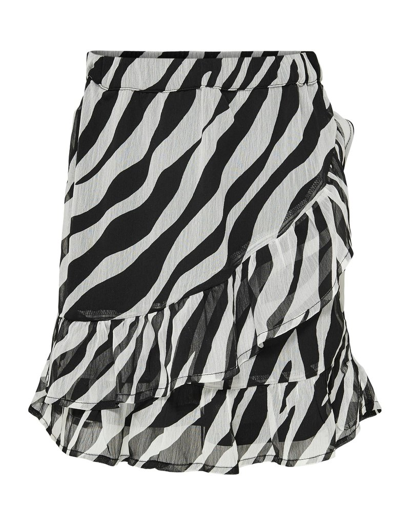 Kids Only Kids Only rokje KONDut cloud dancer zebra
