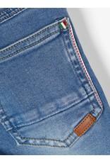 Name-it Name-it jeans Theo power stretch x-slim medium blue denim