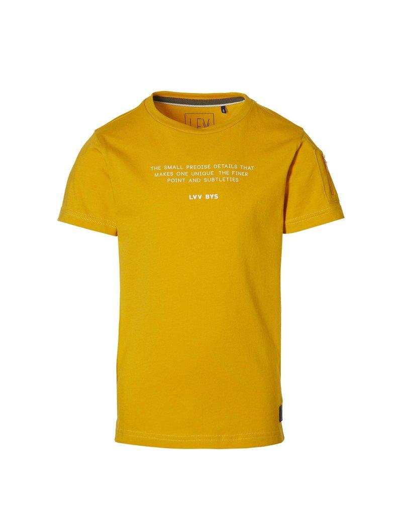 Levv Levv shirt Mairo old yellow