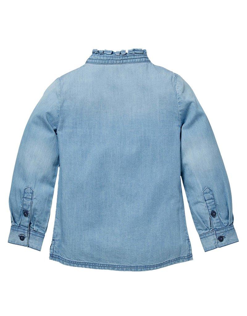 Levv Levv blouse Noukie mid bl cha