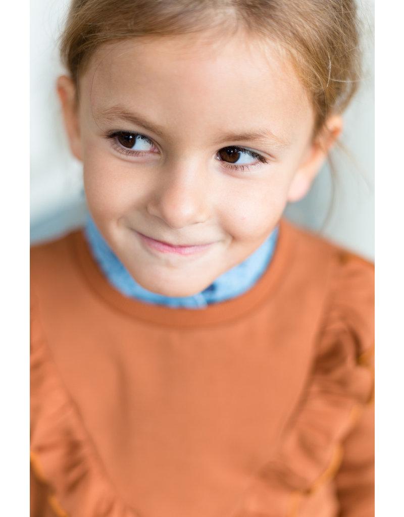 Levv Levv sweater Nora rust