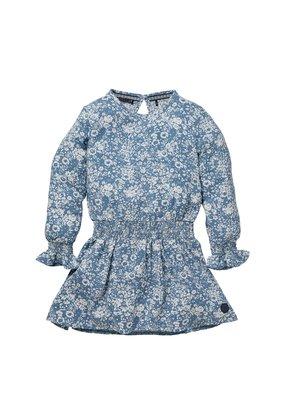 Levv Levv jurk Nadine mid bl flo