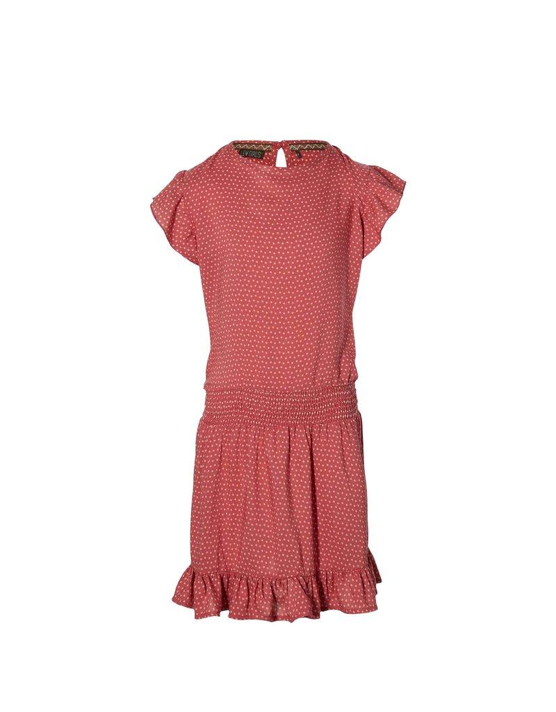 Levv Levv jurk Manuela flwr p dot