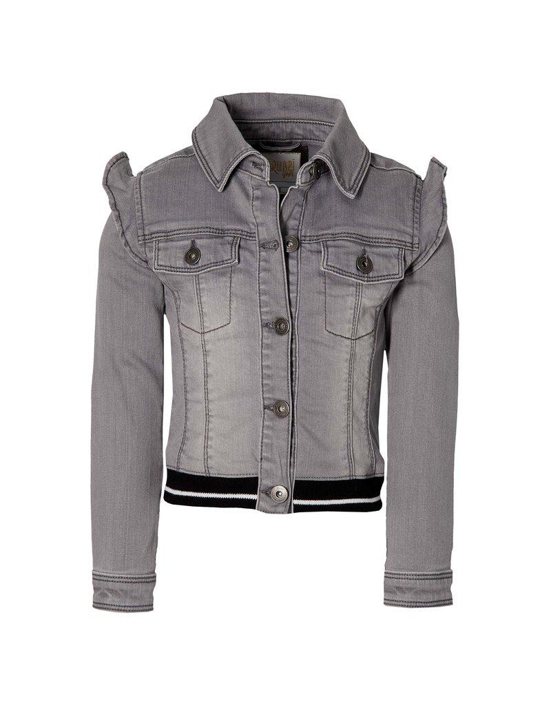 Quapi Quapi jacket Fieke grey