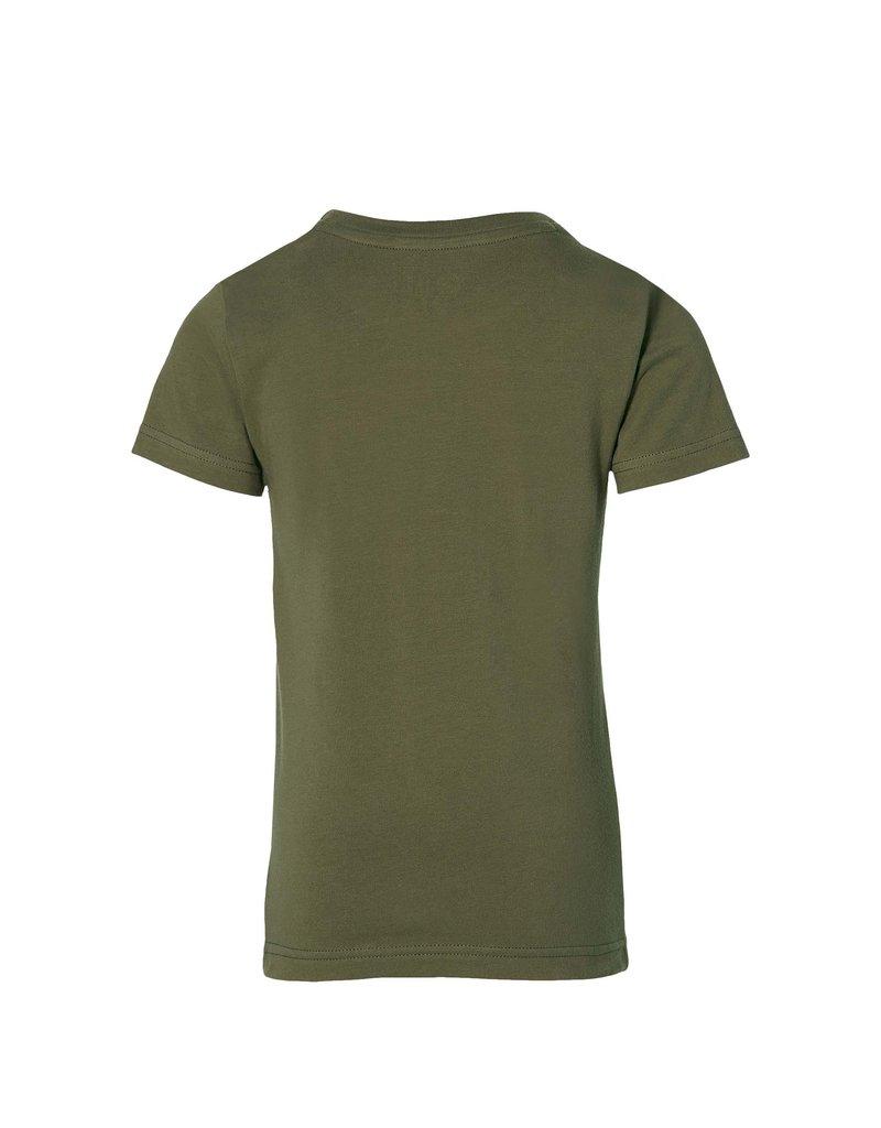 Quapi Quapi shirt Fabio olive