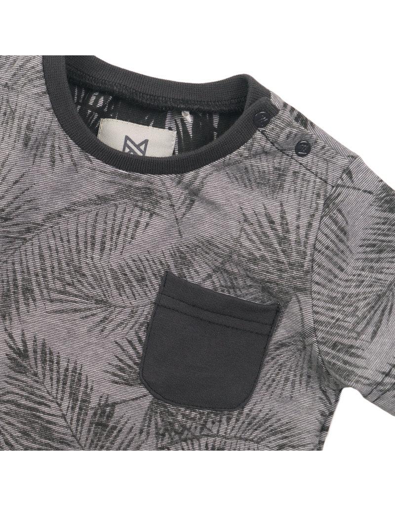 Koko Noko Koko Noko t-shirt dark grey