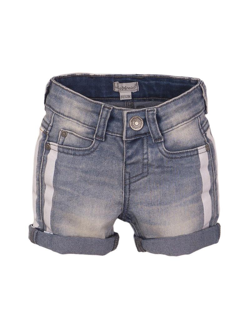 Koko Noko Koko Noko jeans short blue jeans