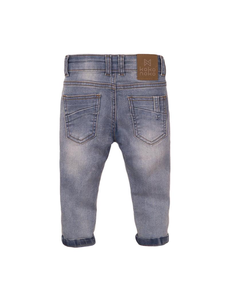 Koko Noko Koko Noko jeans blue jeans