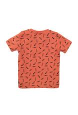 Koko Noko Koko Noko t-shirt ss cayenne a