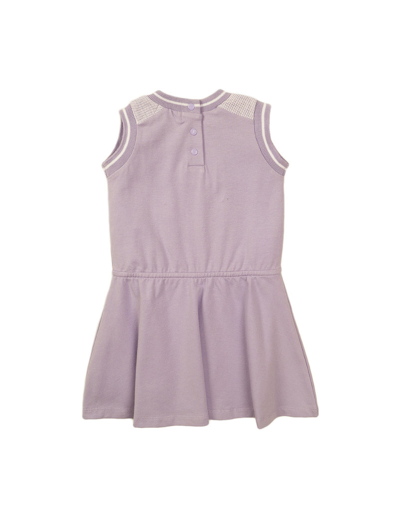 Koko Noko Koko Noko dress sleeveless lilac a