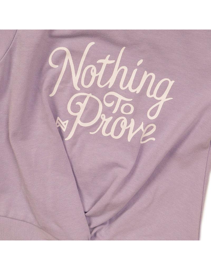Koko Noko Koko Noko t-shirt ss lilac