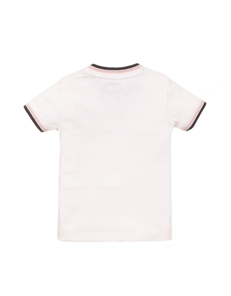 Koko Noko Koko Noko t-shirt ss white 2 a