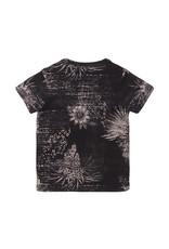 Koko Noko Koko Noko t-shirt ss dark grey