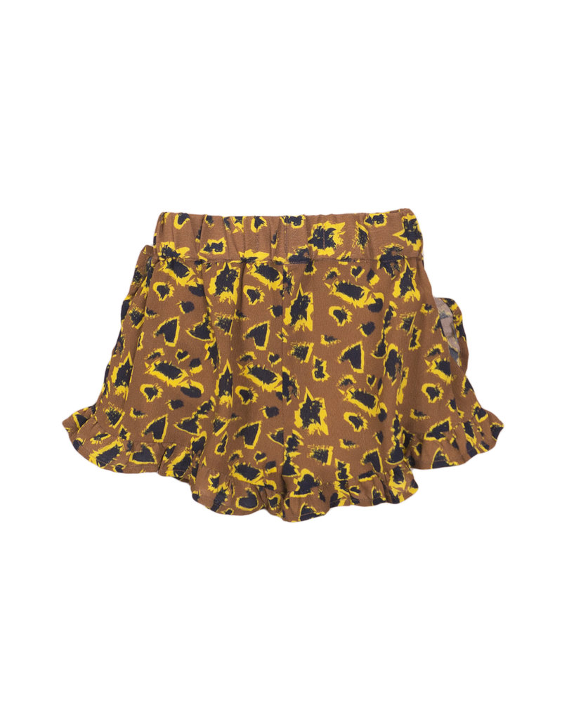 Koko Noko Koko Noko shorts camel aop
