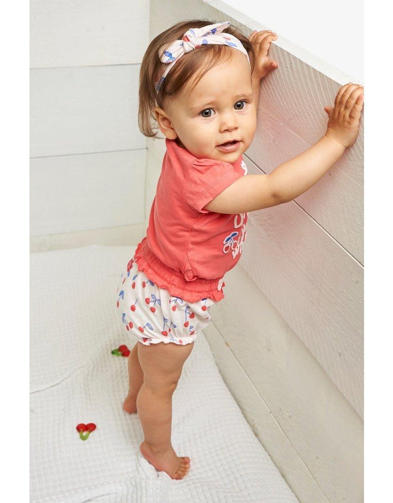 Feetje Feetje haarband Cherry Sweetness roze