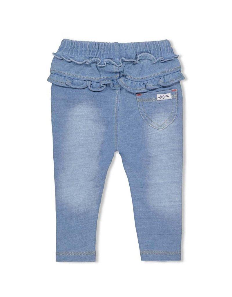 Feetje broek Summer Denims blauw