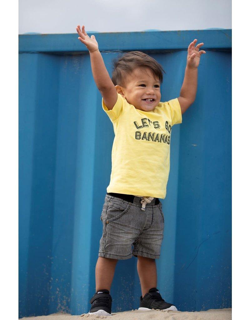 Feetje Feetje shirt Let's Go Playground geel