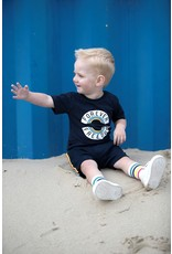 Feetje Feetje shirt Freedom Playground marine