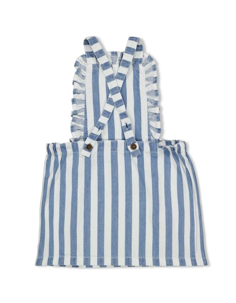 Feetje Feetje salopette jurk Summer Denim indigo