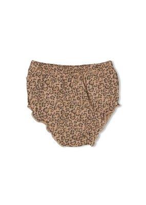 Feetje Feetje broekje Panther Cutie zand