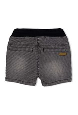 Feetje short streep Summer Denims antraciet