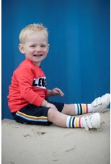 Feetje Feetje short Playground marine