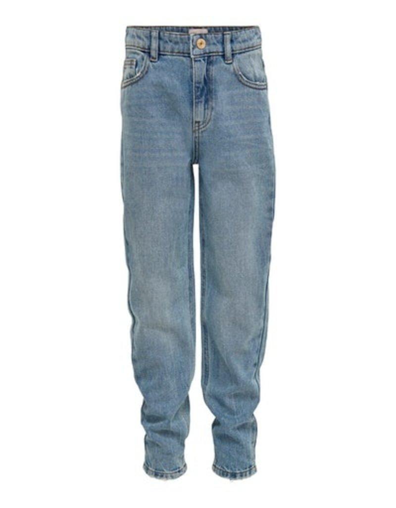 Kids Only Kids Only jeans momfit KONCalla light blue denim