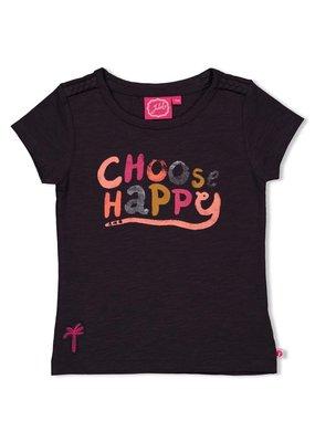 Jubel Jubel shirt Whoopsie Daisy antraciet