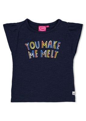 Jubel Jubel shirt Melt Sweet Gelato marine