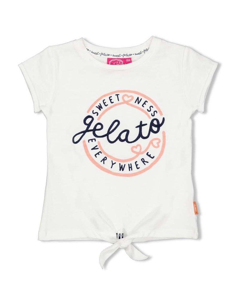 Jubel Jubel shirt Gelato Sweet Gelato offwhite