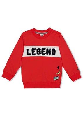 Sturdy Sturdy sweater Hero Playground rood