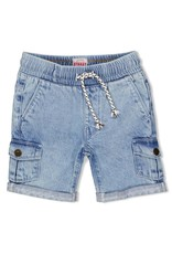 Sturdy Sturdy short Summer Denims blue denim