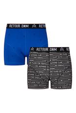 Retour Retour boxer Remy black