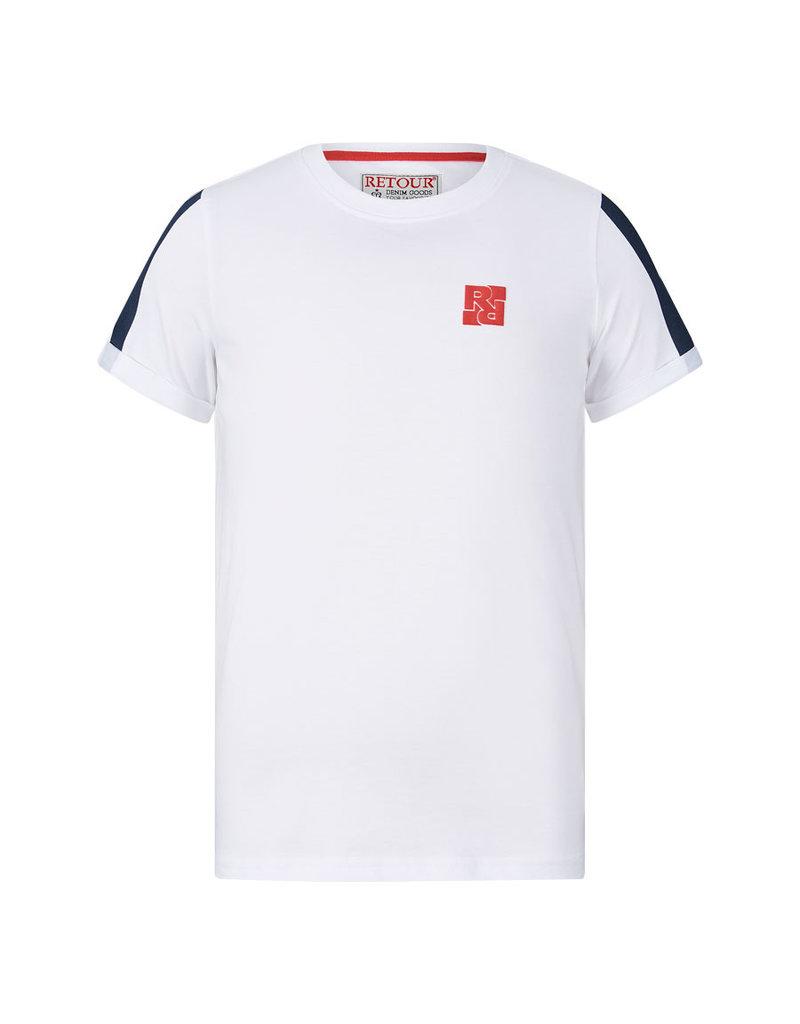 Retour Retour shirt Olaf white