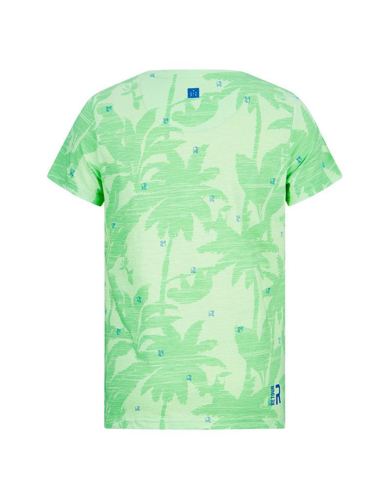 Retour Retour shirt Robert bright  mint
