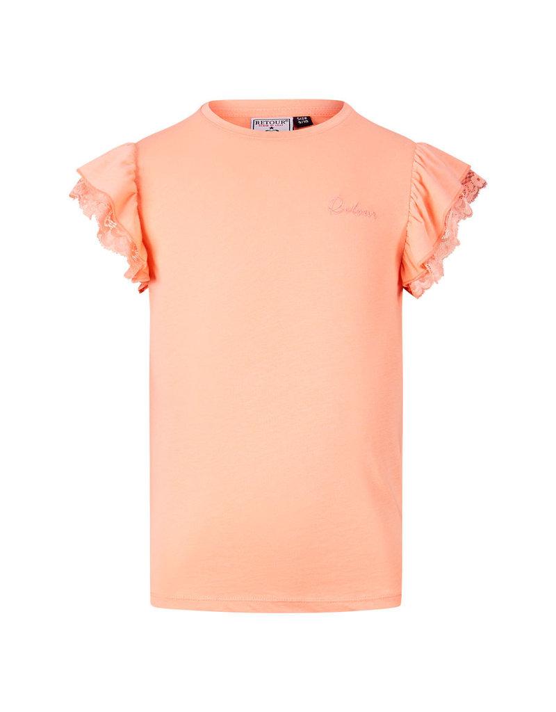 Retour Retour shirt Hanna peach