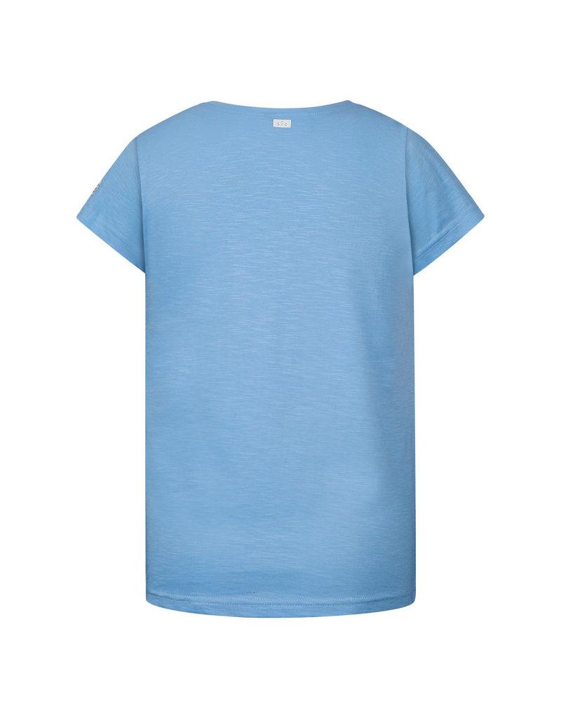 Retour Retour shirt Victoria light blue