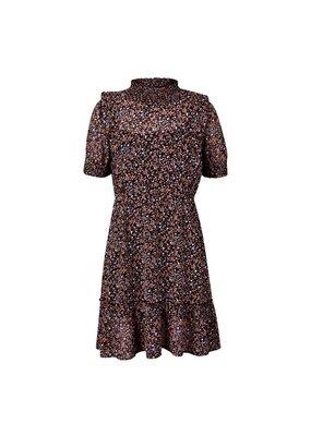 Retour Retour jurk Jasmijn black