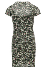 Looxs Looxs printed mesh dress forrest blossom