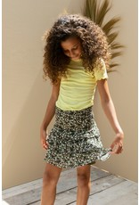 Looxs Looxs printed mesh skirt forrest blossom