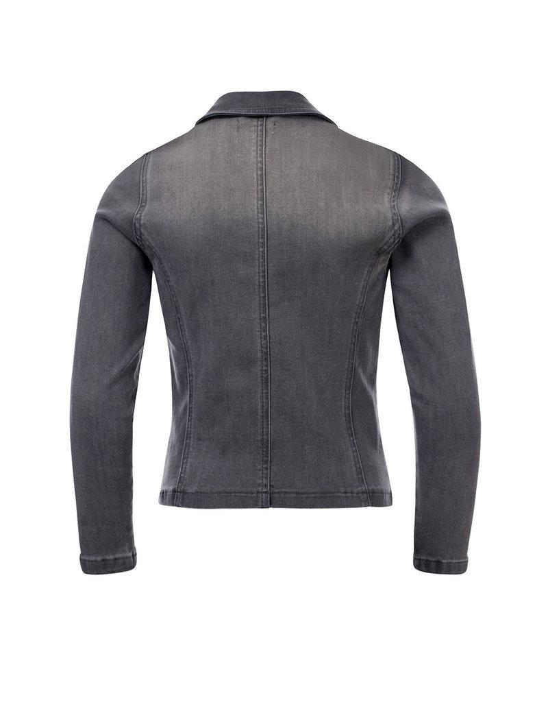 Looxs Looxs biker jacket soft grey soft grey
