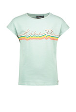 Like Flo Like Flo girls jersey tee LIKE FLO mint