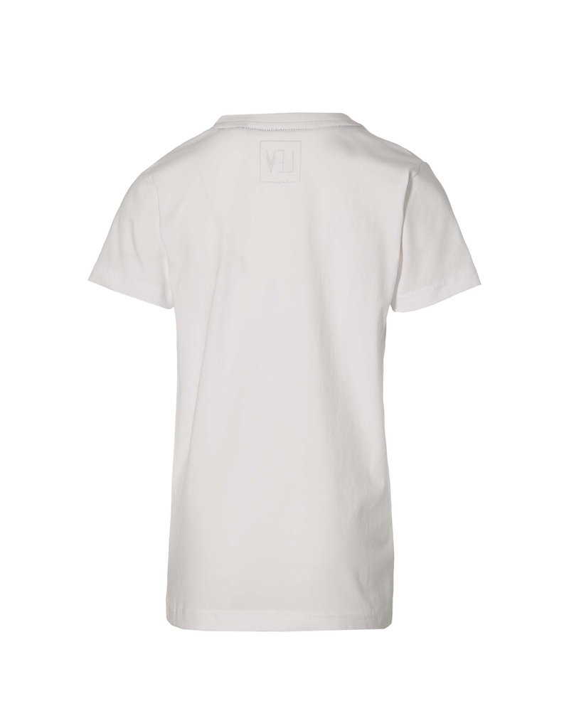 Levv Levv shirt Mack white