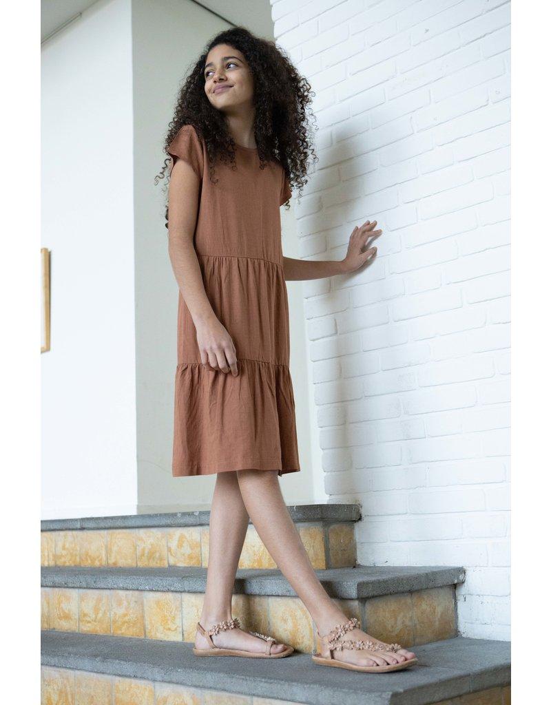 Levv Levv jurk Madison rust